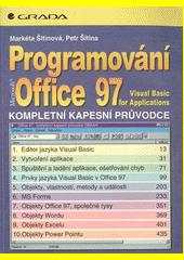 Programování Office 97 - VBA - kompletní kapesní průvodce CZ