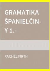 Gramatika španielčiny I.