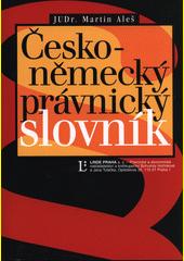 Česko - německý právnický slovník CZ