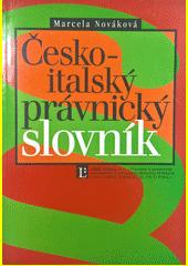 Česko-italský právnický slovník CZ