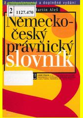 Německo - český právnický slovník DE