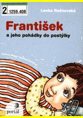 Obal knihy František CZ
