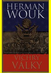Obal knihy Vichry a války CZ