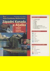 Západní Kanada / Aljaška průvodce přírodou CZ
