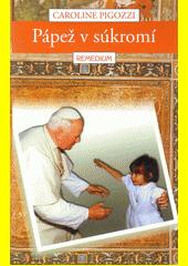 Obal knihy Pápež v súkromí