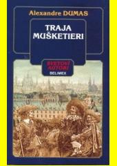 Obal knihy Traja mušketieri