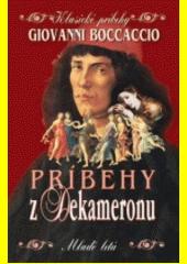Obal knihy Príbehy z Dekameronu - luxusné vydanie