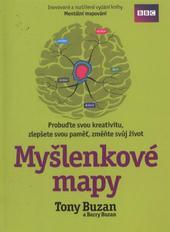 Obal knihy Myšlenkové mapy CZ