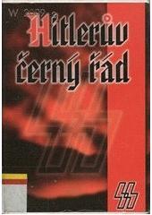 Obal knihy Hitlerův černý řád CZ