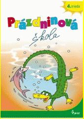 Obal knihy Prázdninová škola 4. trieda