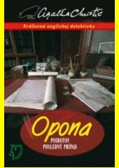 Obal knihy Opona