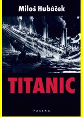 Obal knihy Titanic CZ