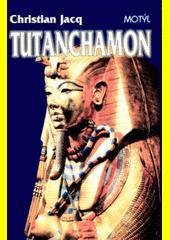 Obal knihy Tutanchamon