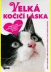 Obal knihy Velká kočičí láska CZ