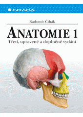 Obal knihy Anatomie 1 CZ