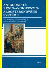 Obal knihy Antagonisté renin-angiotenzin-aldosteronového systému CZ