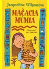 Obal knihy Mačacia múmia