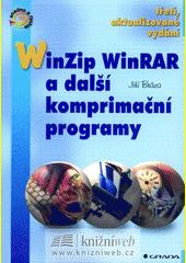 WinZip, WinRAR a další komprimační programy CZ