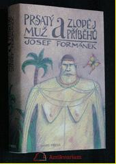 Obal knihy Prsatý muž a zloděj příběhů CZ