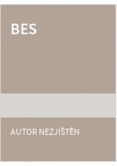 Obal knihy Bes