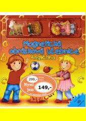 Obal knihy Angličtina: Magnetická obrázková učebnice CZ