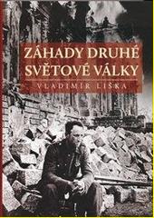 Obal knihy Záhady druhé světové války CZ