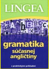 Obal knihy Gramatika súčasnej angličtiny s praktickými príkladmi