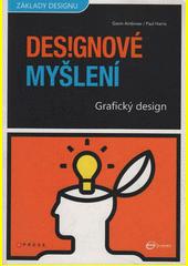 Obal knihy Designové myšlení CZ