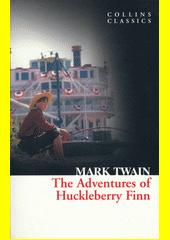 Obal knihy The Adventures of Huckleberry Finn EN