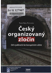 Obal knihy Český organizovaný zločin CZ