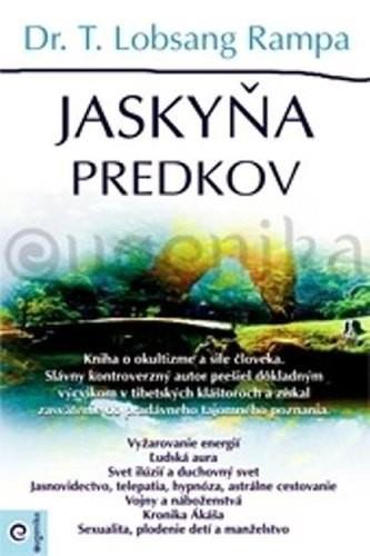 Obal knihy Jaskyňa predkov