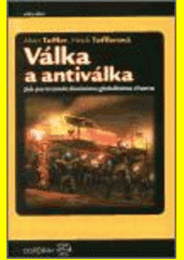 Obal knihy Válka a antiválka CZ