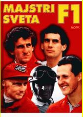 Obal knihy Majstri sveta F1