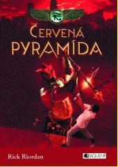 Obal knihy Kronika Cartera Kana: Červená pyramída