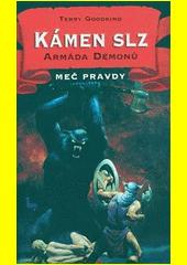Obal knihy Kámen slz II. - Armáda démonů CZ