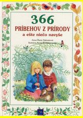 Obal knihy 366 príbehov z prírody