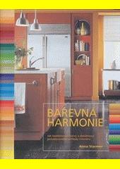 Obal knihy Barevná harmonie CZ