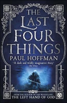 Obal knihy The Last Four Things EN