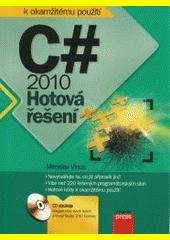 Obal knihy C#2010