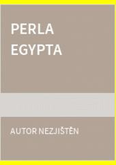 Obal knihy Perla Egypta