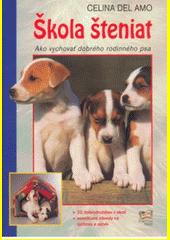 Obal knihy Škola šteniat