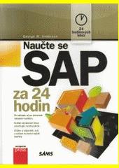 Obal knihy Naučte se SAP za 24 hodin CZ