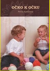 Obal knihy Očko k očku CZ