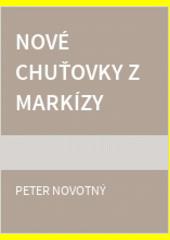 Obal knihy Nové chuťovky z Markízy