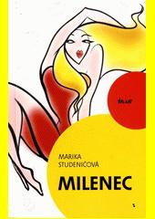 Obal knihy Milenec