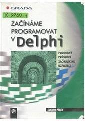 Začínáme programovat v Delphi CZ