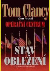 Obal knihy Operační centrum - Stav obležení CZ