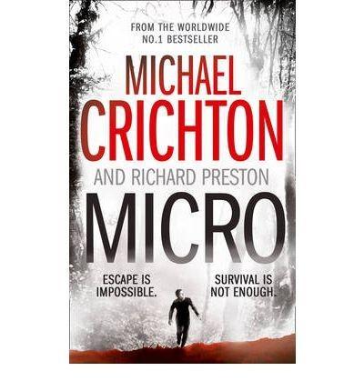 Obal knihy Micro EN
