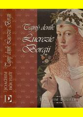 Tajný deník Lucrezie Borgii CZ