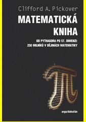 Obal knihy Matematická kniha CZ
